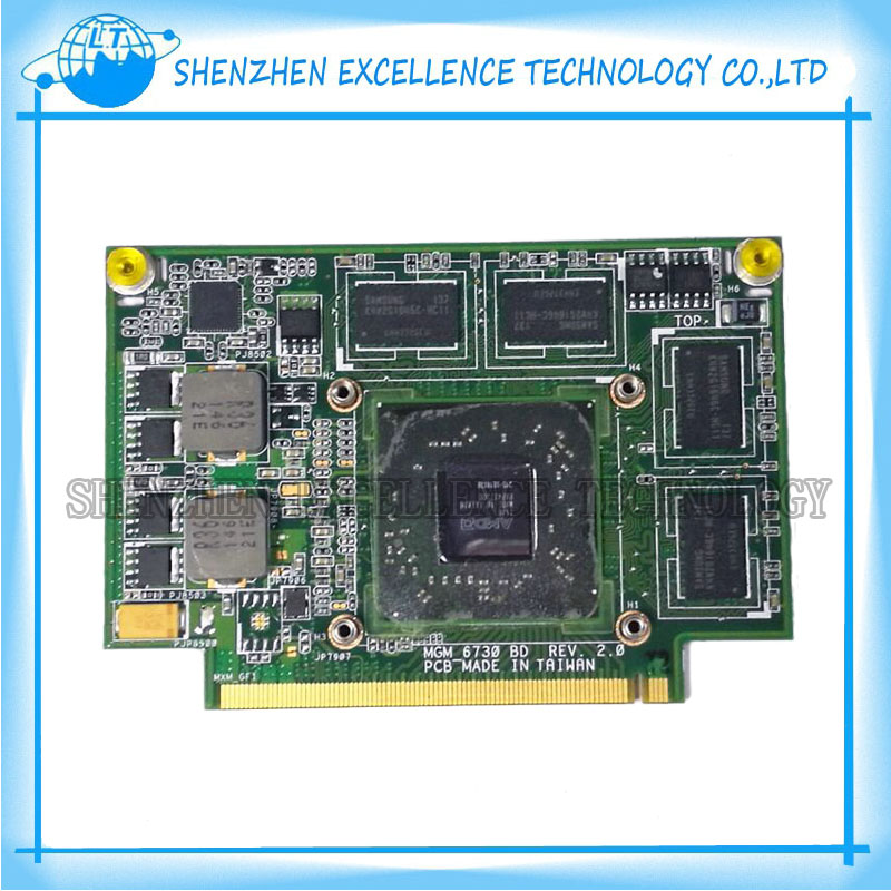 In Stock MGM_6730 BD REV : 2.0 VGA Card Graphic Card For ASUS K53S K53SK Laptop PC Notebook Free Shipping