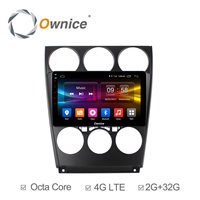 Ownice C500 Octa 8 Core Android 6 0 Car Dvd Gps For Mazda 6 2006 2015