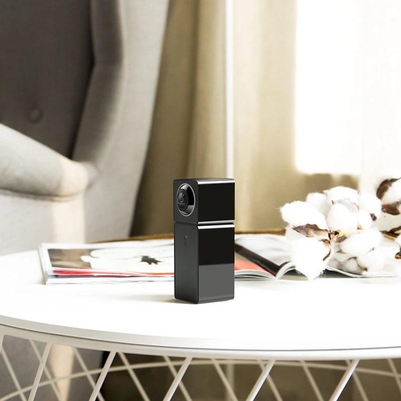 Xiaomi Xiaofang Smart I P Camera 1080P Dual Lens Panoramic View Smart WIFI IP VR View Mode Night Vision Xiaofang Dual CMOS Cam in 360° Video Camera from Consumer Electronics