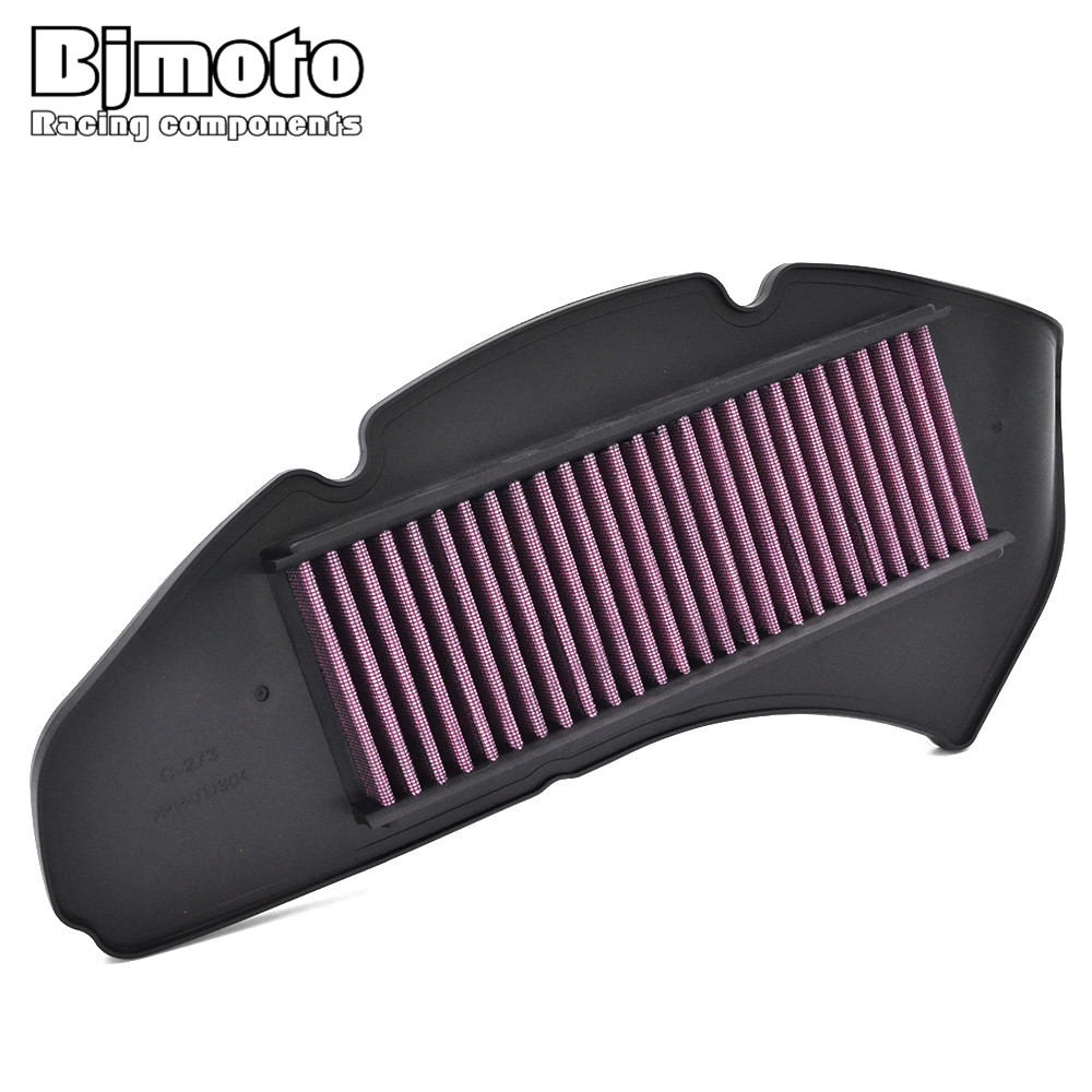 BJMOTO For Yamaha NMAX 2016 Air Cleaner Element Replacement Air Filter Motorcycle replacement hydac hydraulic filter element 0180ma005bn