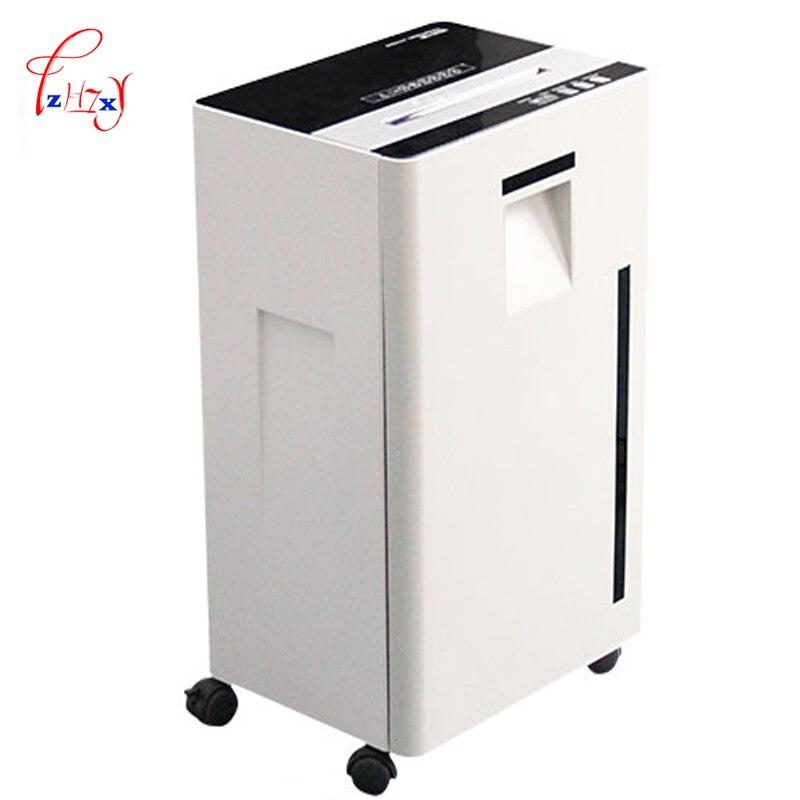 купить Electric Paper Shredder 27L crusher paper broken electric separation crushers Broken paper/card office equipment SH15HH 1pc по цене 9546.85 рублей