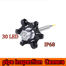 (1 PCS)Pipe inspection Well endoscope Underwater Camera waterproof CCTV system accessories Night version IP68 sewer  LENS Only