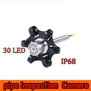 Image 1 - (1 шт.) трубчатый эндоскоп, подводная камера, водонепроницаемые аксессуары для систем видеонаблюдения, ночная версия, только канализационные линзы IP68