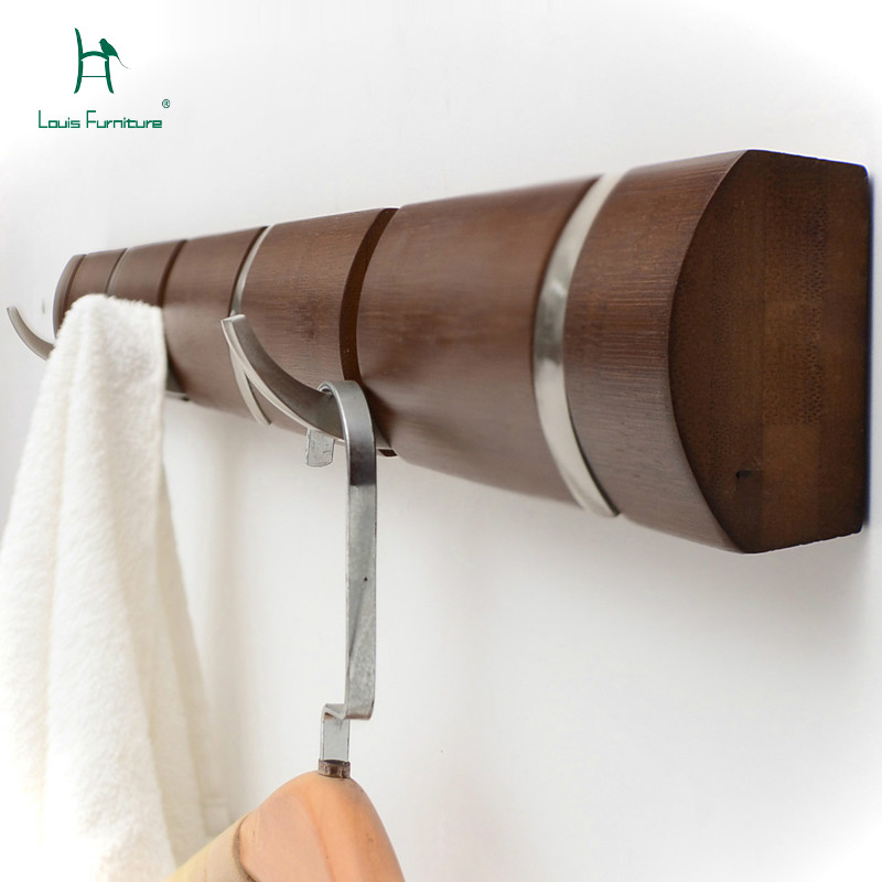 Louis fashion coat racks hanging creative door clothes - Bedroom furniture for hanging clothes ...