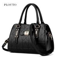 Plouto 2017 Ladies Designer Hand Bags Shoulder Bag Beauty Bow Women Tote Boston Messenger Bags Bolsas