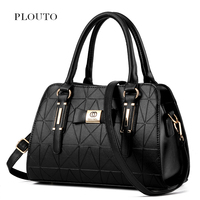 Plouto 2017 Ladies Designer Hand Bags Shoulder Bag Beauty Bow Women Tote Boston Messenger Bags Bolsas