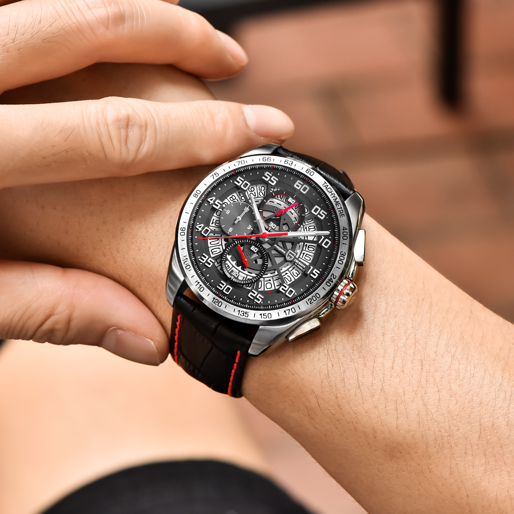 PAGANI DESIGN Luxury Chronograph Watch 1