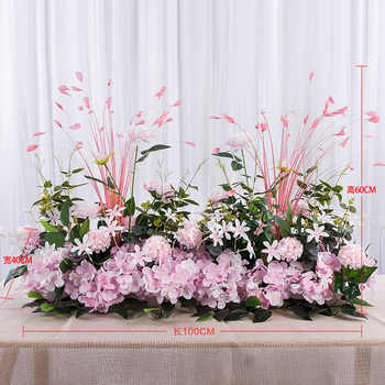 Angela flower Artificial & Dried Flowers Pink B