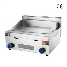 Gas Type Teppanyaki Griddle Upgraded Stainless Steel Pancake Baking Grills/Griddles flat plate