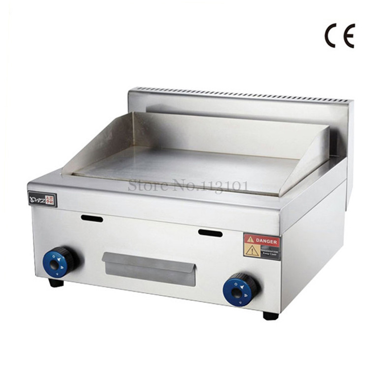 gas type teppanyaki griddle upgraded stainless steel. Black Bedroom Furniture Sets. Home Design Ideas