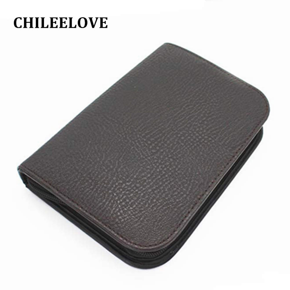 CHILEELOVE Cosmetic Tool Makeup Brush Clutch Handbag Cosmetic Storage Case Pouch Collection Bag For Women Girl Makeup Brush Kit 100cm creative slim diy mesh bag for cosmetic makeup brush 12290