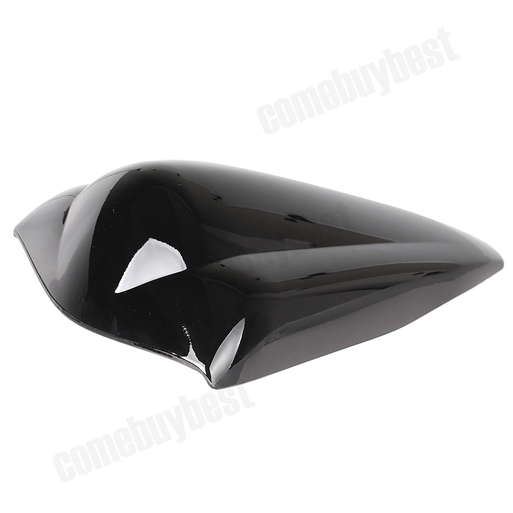 Motorcycle Rear Seat Cover Cowl Fairing for Honda CBR 250R 2011 2012 2013 Black ABS Plastic