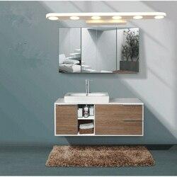 Nowoczesne Nordic osobowości Lampy LED łazienka ubikacja LED kinkiety dekoracji kryty oświetlenie połysk sztuki żelaza akrylowe