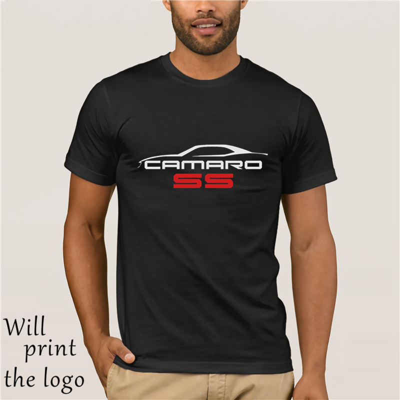 Car Camaro Ss Logo Men'S T Shirt