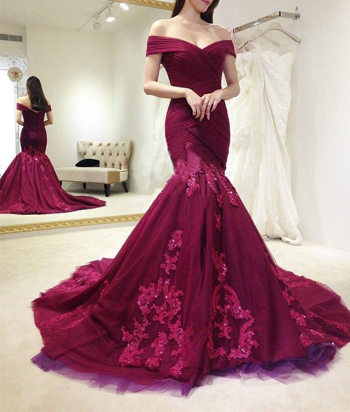 55-1      Bride white ivory beige 2019 Sleeveless Mermaid Wedding Dress Lace Applique Wedding Gowns Robe de mariee