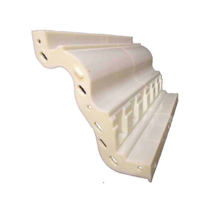 29cm /11.42in ABS European Classic Design Multi Pattern Roof Top, Balcony & Gardening Decoration Cornice /Eave Line Mold