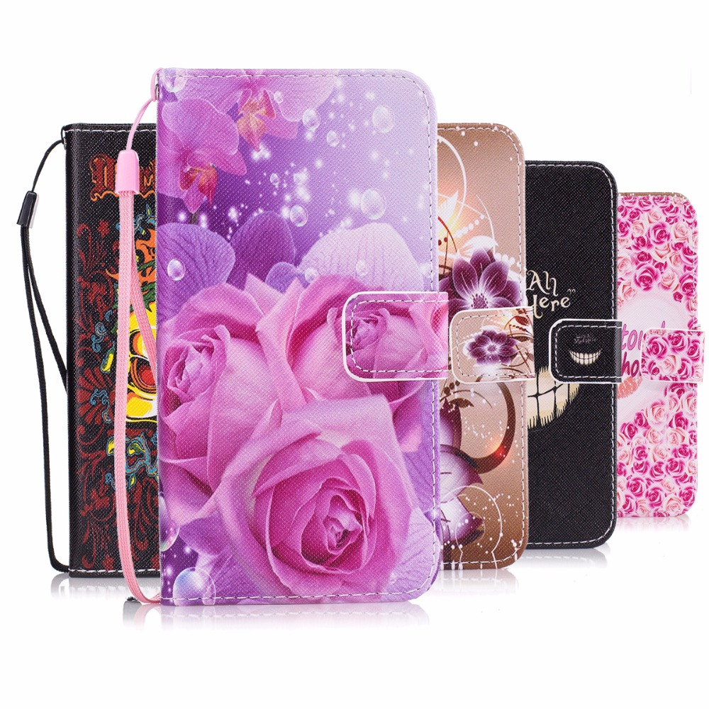 Top Quality Patterned Cover For Samsung Galaxy S3 S4 S5 S6 S7 Edge A3 A5 J1 J3 J5 2016 Grand Prime G530 G360 Protection Case Bag