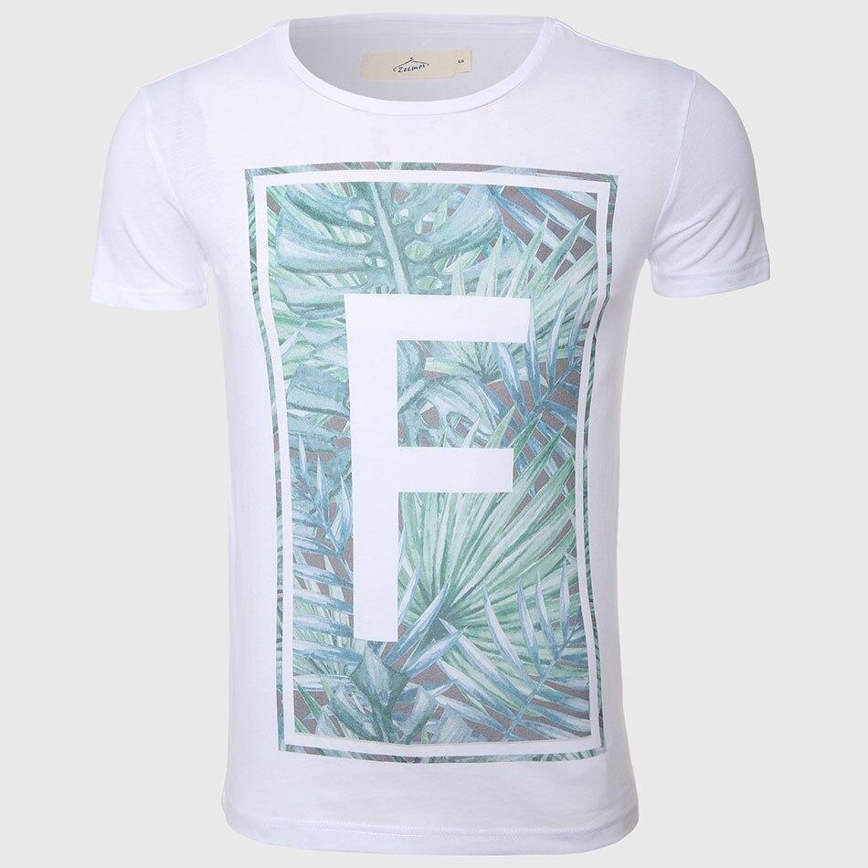 Letter print t shirt summer men short sleeve t shirt for T shirt print express