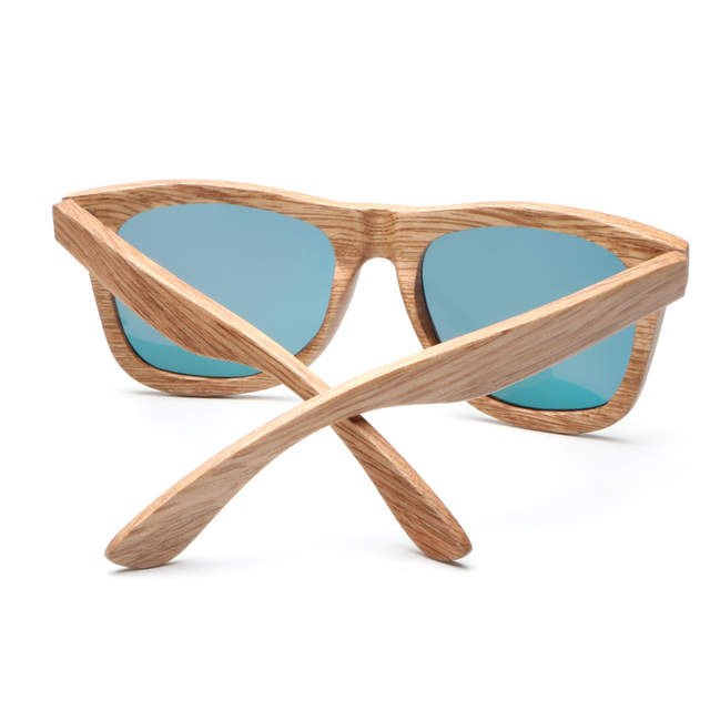 186977fce0 Ablibi Men s Bamboo Wood Sunglasses Vintage Wooden Craft Polarized Designer Sun  Glasses for Women Eyewear in