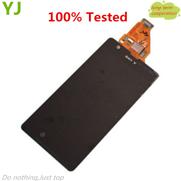 HK free 100% Tested For Sony Xperia ZR M36h C5503 LCD Assembly with Touch Screen Digitizer