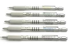 Japan OHTO Super Promecha Mechanische Bleistift PM-1500P Professionelle Grafik Mechanische Bleistift Aluminium-Magnesium Alloy1PCS