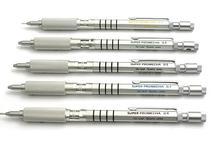 일본 ohto 슈퍼 promecha 기계 연필 PM 1500P 전문 그래픽 기계 연필 알루미늄 마그네슘 alloy1pcs
