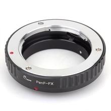 Lens adaptörü Için Uygun Olympus Pen F için Uygun Fujifilm X Kamera