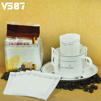 50Pcs Pack Hanging Coffee Filter Bags Teabag Scented Tea Bag With String Seal Paper Herb Loose