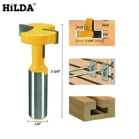 HILDA 1 2 Shank T Slot Cutter Router Bit For 1 2 Hex Bolt