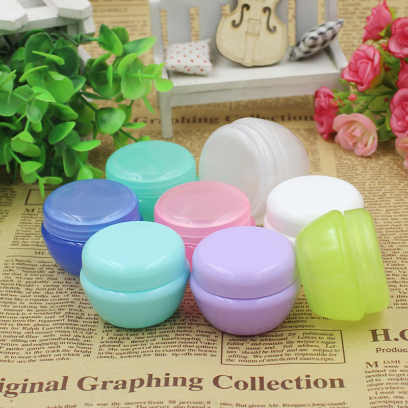 1 Pc Empty Cosmetic Travel Pot Container