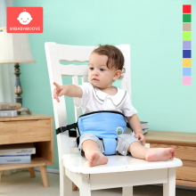Baby Newborn Chair Seat Safety Belt Portable Travel Foldable Dining Lunch Feeding High Harness