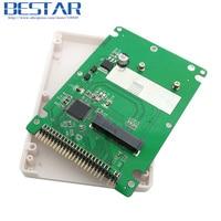 MSATA Mini PCI E SATA SSD To 2 5 Inch IDE 44pin Notebook Laptop Hard Disk