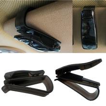 Автомобильная стойка на солнцезащитные очки билет зажим для карт, держатель для BMW X1 X3 F25 X5 F15 F85 F20 F21 F30 F35 F80 F32 F33 F82 F83 F10 F18 F11