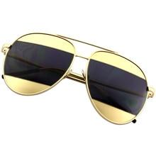 Hot Sale New Sunglasses Luxury Fashion Brand Designer Alloy Frame Travel Sunglasses Women Men Unisex UV400