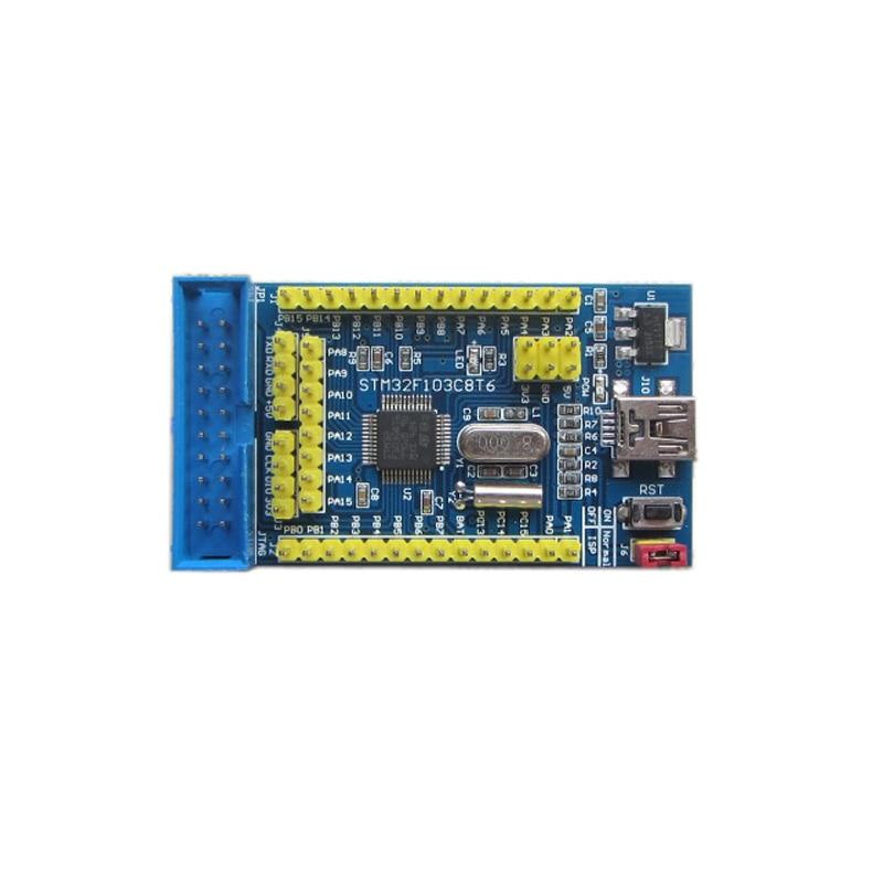 Free Shipping STM32 ARM development board minimum system board 48-pin STM32F103C8T6 core board