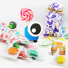 12 colors  Clay Soft Slime Paper Plasticine Drawing Polymer 2019 new candy bag packaging