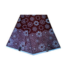 African Real Cotton Printed Wax Fabric New Arrival Ankara High Quality Pagne Hot Veritable for Clothing