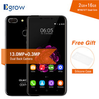 Orginal Oukitel U20 Plus Android 6 0 MTK6737T 1 5 GHz Quad Core 2G RAM 16G