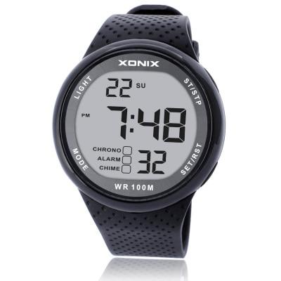 Hot!!! Fashion Men Sports Watches Waterproof 100m Outdoor Fun Digital Watch Swimming Diving Wristwatch Reloj Hombre Montre Homme