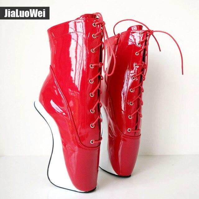 Fetish boots hoof
