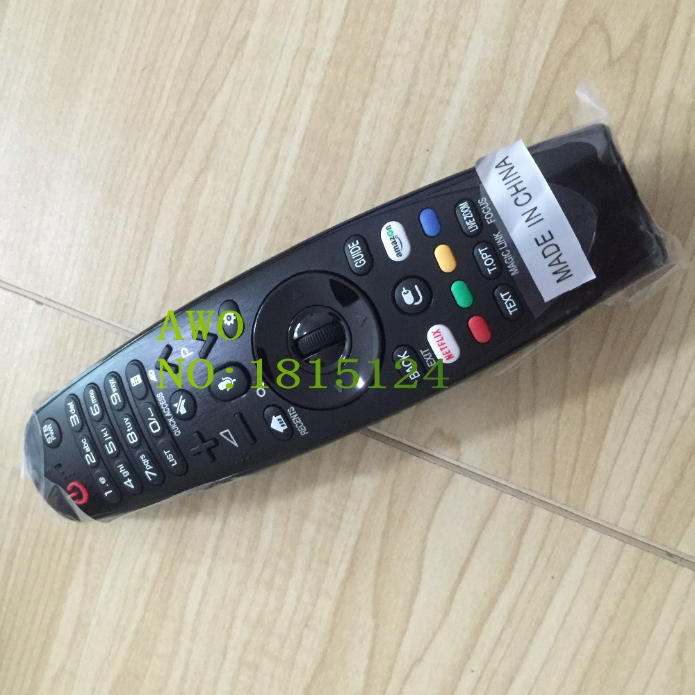 REPLACEMENT (English version) New Genuine AN-MR650A ANMR650A Magic Motion Remote Control with Browser Wheel for LG 3D smart TV original english version magic motion remote control an mr400g for lg 2013 smart tv la6200 la6500 series with manual
