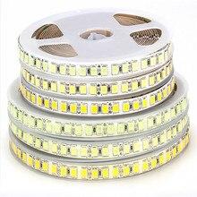 LED Strip DC12V Ribbon Tape 5M 600 LED 5054 LED Strip Light Brighter Than 5050 Cold White/Warm White/Blue/Pink/Geen Dropshipping недорого
