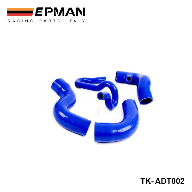Silicone Intercooler Turbo Boost Hose For Audi A4 1 8T 1 8T Quattro B5 Chassis 96