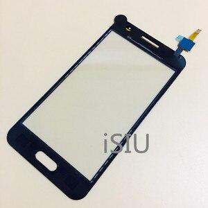 Image 4 - 4.5 شاشة إل سي دي باللمس شاشة لسامسونج غالاكسي كور II 2 Duos SM G355H G355 G355H لمس لوحة الجبهة زجاج الهاتف أجزاء