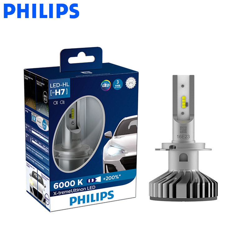 buy philips led h7 x treme ultinon led. Black Bedroom Furniture Sets. Home Design Ideas