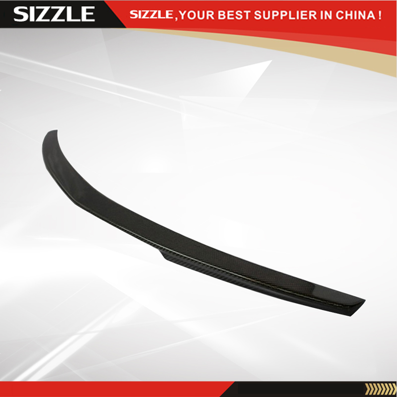 AMG Style Carbon Fiber Rear Trunk Spoiler For Mercedes W207 C207 E Class 2-door Coupe 2010-2016 E250 E350 CDI E500 E550 amg style w205 carbon fiber rear trunk spoiler for mercedes benz w205 c180 c200 c220 c250 c300 c350 c400 c63 amg 2015 2017
