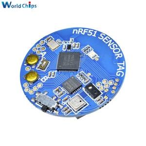 NRF51802 Bluetooth 4.0 BLE SOC Temperature Atmospheric Pressure Acceleration Sensor Module Gyroscope Light Sensor MPU6050 AP3216(China)