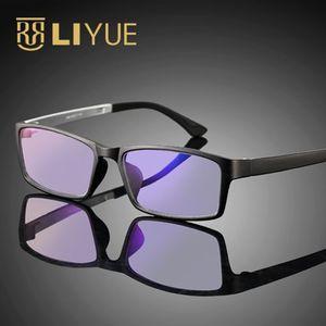 Image 3 - Очки компьютерные с защитой от синего излучения для мужчин и женщин, оптические очки с защитой от излучения, оправа 100%, UV400, специальная оправа, 1308