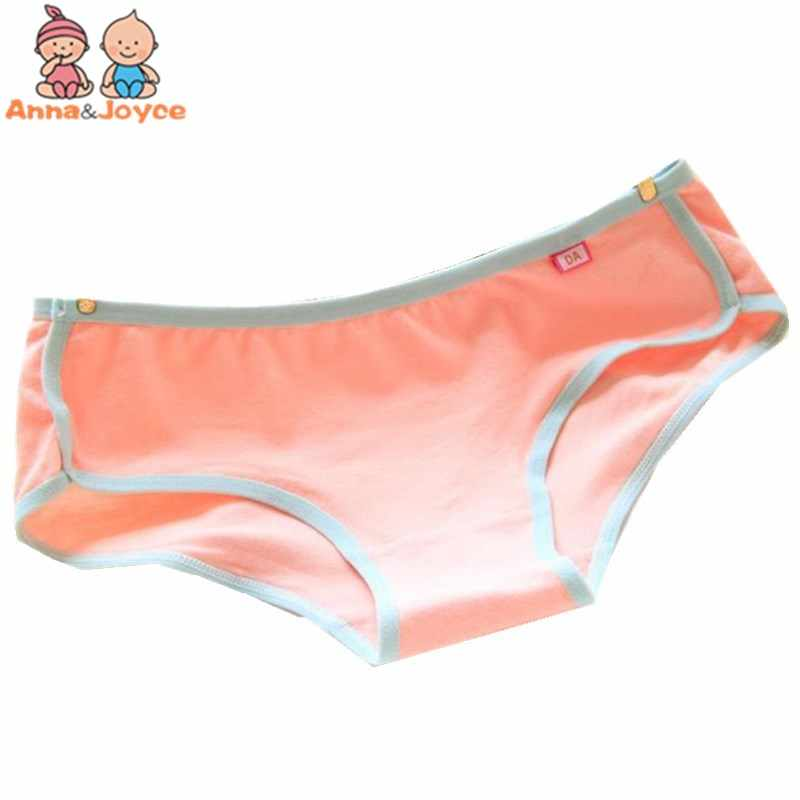 3pcs/lot  Ladie's Briefs Girl's Cotton Sports Underwear Breathable Package Solid Color Low Waist  TNN0183