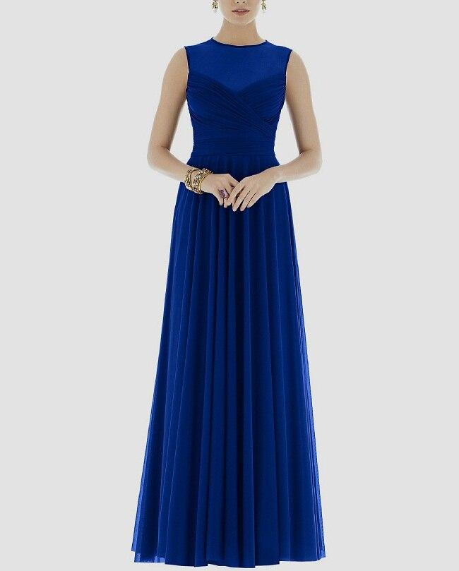 Formal mother of the bride vestido de festa Events Elegant blue long elegant party gown Off The Shoulder   bridesmaid     dresses
